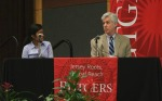 Lynch, President, SIGMA Speaks at Rutgers Entrepreneurship Day