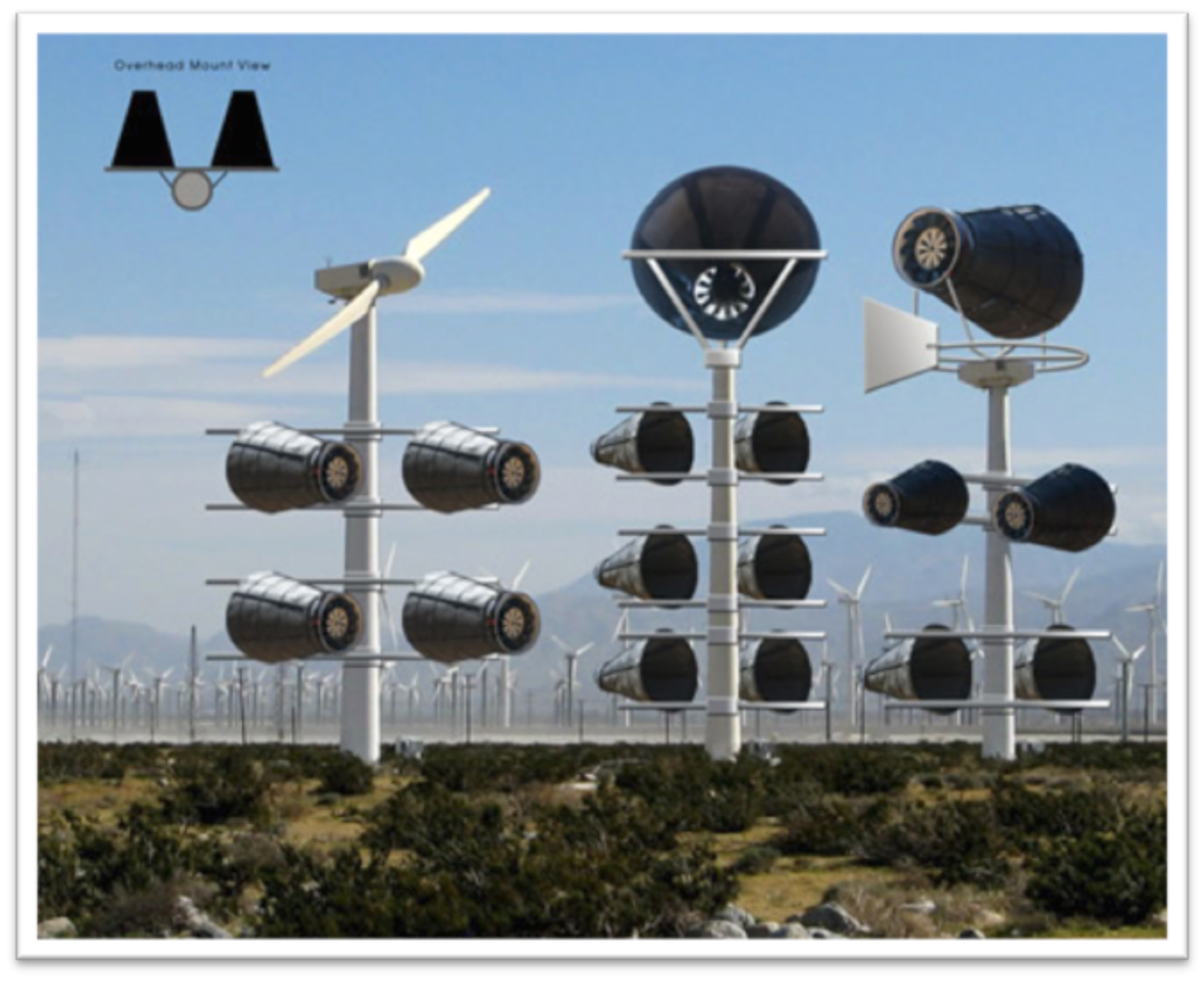 Wind Power® turbines can replace or be added to existing wind ...